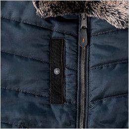 44503 桑和 G・GROUND かっこいいドカジャン 防寒ブルゾン 右胸 ポケット