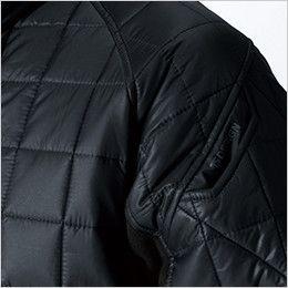 42256 TS DESIGN マイクロリップショートスリーブジャケット(男女兼用) マルチスリーブ