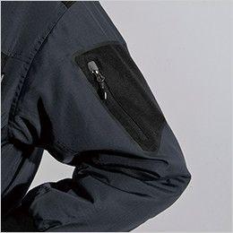 846326 TS DESIGN かっこいいドカジャン防寒 ウインターフライトジャケット(男女兼用) ポケット