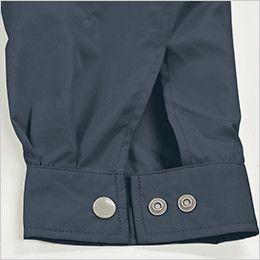KU91410SET 空調服セット 綿100% 長袖ブルゾン(フード付き) ダブルボタン