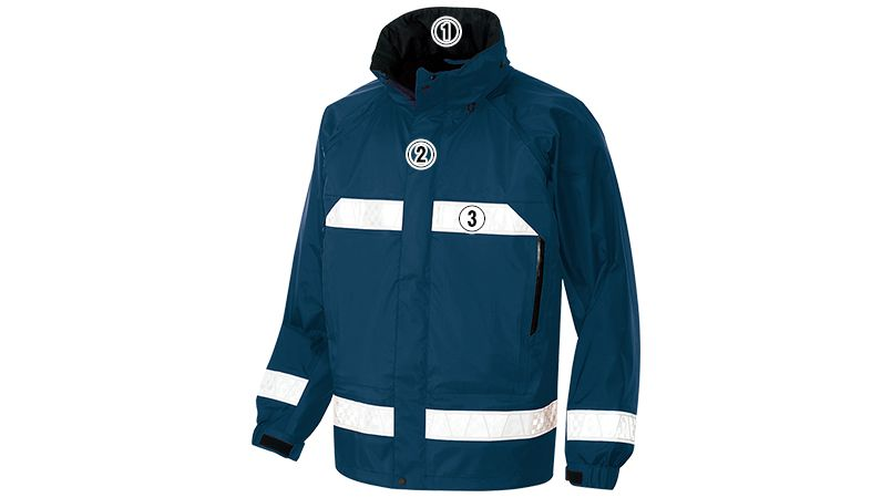 AZ56303 アイトス・ディアプレックス 全天候型リフレクタージャケット 商品詳細・こだわりPOINT