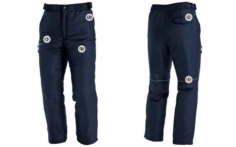 バートル 7212 サーモトロン防寒パンツ(男女兼用) 商品詳細・こだわりPOINT
