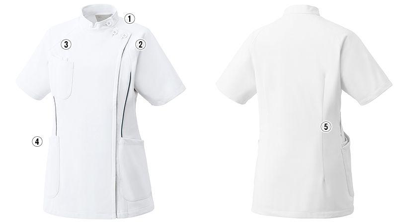 MZ-0048 ミズノ(mizuno) レディースジャケット(女性用) 商品詳細・こだわりPOINT