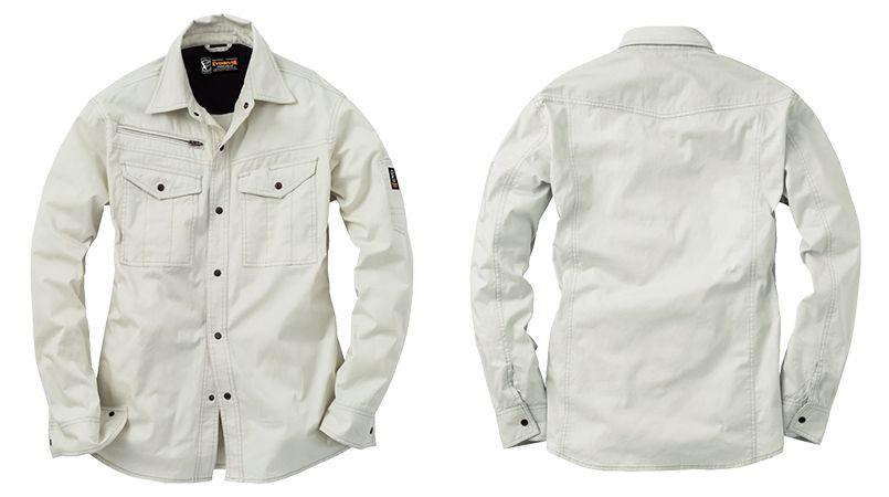 SR5006 イーブンリバー スタンダードライトシャツ 商品詳細・こだわりPOINT