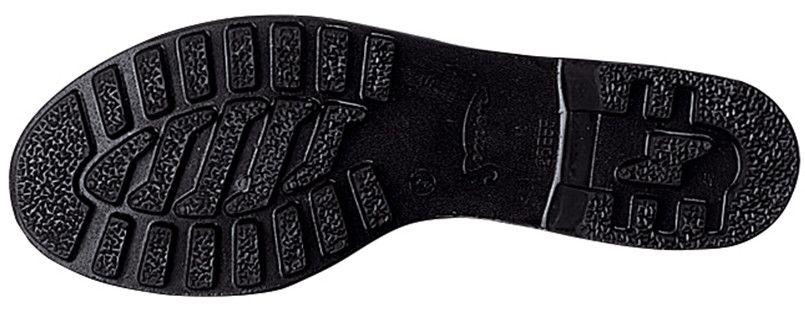 ジーベック 85025 安全短靴 スチール先芯 アウトソール・靴底