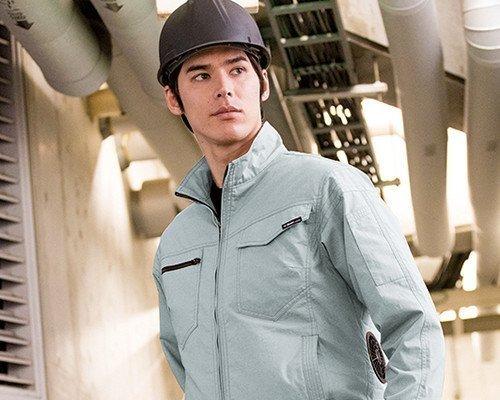 電気・設備 空調服